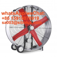 """Quality 42"""" 48"""" Blet Drum Fan industriaSealey Industrial High Velocity Drum Fan Belt Drive with Pull Handle /Ventilador for sale"""