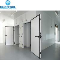 Quality turn key deep freezer cold room for meat processing for sale