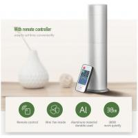 Quality 130ML Red Portable Electric Room Aroma Diffuser With Remote Control For Home for sale