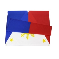 Quality Philipone 100% Polyester Material Asia Custom Country Flags 9x15m for sale