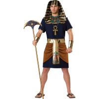 China 2016 costumes wholesale high quality fancy dress carnival sexy costumes for halloween party Pharaoh on sale