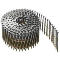 """Quality Wire Coil Ring Shank Coil Nails Full Round Head Available 15 Degree 1 - 3/4"""" × 0.092'' for sale"""