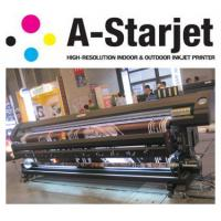 Quality A-Starjet Eco Solvent Double-side 3.2M Printer WITH DX7 print head for sale