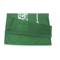 Quality Saudi Arabia 100D Polyester 90g Asia National Flags 3x5ft for Campaign for sale
