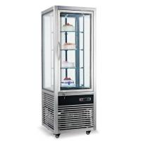 Quality Cake Display Commercial Refrigerator Freezer Showcase All Around Glass Door for sale