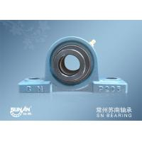 HCP205 Dia 25mm Pillow Block Bearings UELP205 Ball Bearing With Housing   Ball Bearings with Double Seal