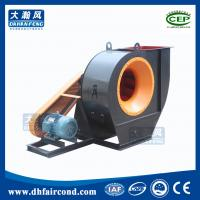 Quality DHF China 3000cfm big 4-72 C industrial centrifugal blower exhaust fan price for sale
