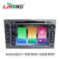 Quality Android 8.0 Vectra Opel Car Radio DVD Player With OBD BT Radio Free Map for sale