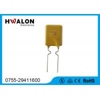 Quality 75A 72v Resettable Thermal Fuse Pptc Thermistor For Communication Equipment for sale