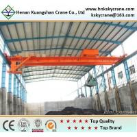 Quality CE Certificated Overhead Grapple Crane for sale