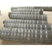 Quality Stainless Steel Field Wire Fence , Garden Border Edging Corrosion Resistance for sale