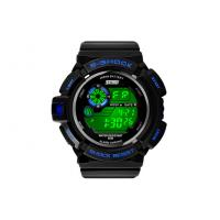 Quality Sprot Digital Watch Sport 3 ATM Water Resistant Electronic Alarm Watch for sale