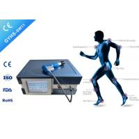Buy cheap Muscle Pain Removal Extracorporeal shockwave therapy instrument from wholesalers