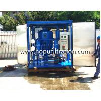 Quality transformer oil recycle machine, electrical power system oil filtration Factory,decoloration purifier,renew,regeneration for sale
