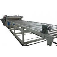 Quality WPC Extrusion Line , Wood Plastic Production Line For Door Board for sale
