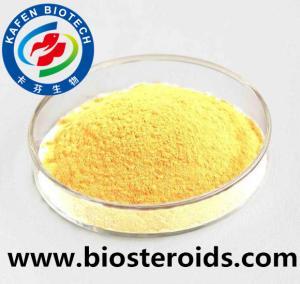 Quality Light Yellow Powder Trenbolone Steroids Trenbolone Acetate Anabolic Hormones CAS 10161-34-9 for sale