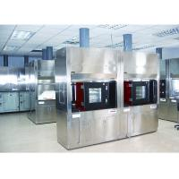 Quality Stainless steel laboratory fume cabinet equipment  for lab furniture equipment in college for sale