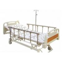 Best Detachable head / foot electric bariatric beds for sale with Al-alloy handrails, 6 ranks wholesale