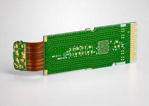 Quality Double Side Customized FR4 Rigid-Flex PCB For Smart TOY 1OZ Copper for sale