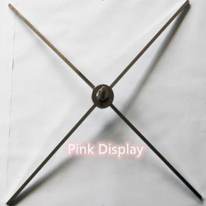 Quality Protable 3850g Feather Teardrop Flag Cross Base for sale