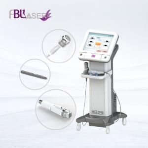 China RF & Fractional RF microneedle machine home use beauty device with RF and EMS beauty machine skin care device on sale