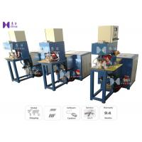 Quality 1800 PCS / H High Frequency Plastic Welding Machine 5KW 8KVA Input Power for sale