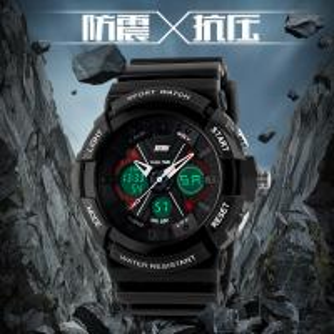 Quality Outdoor Analog Digital Wrist Watch for sale