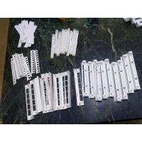 Buy OEM Manufactured White ABS Plastic Parts Tooling and Injection Molding at wholesale prices