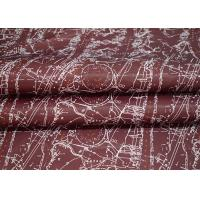 Buy Polyester Suit Jacket Lining Fabric Digital Printing Transfer Printing at wholesale prices