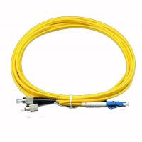 Quality High Quality Fiber Optic Cable Single Mode FC-LC , Duplex ( SM DX ) for sale