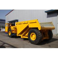 Quality 12.5m³ Mining Utility Vehicles 168 L/min for transporting the ore to the surface for sale