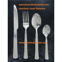 Best Hot sale cutlery set with mirror polish wholesale