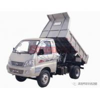 Quality 2 Tons 2 Axles 2WD Light Duty Dump Trucks For Municipal Construction Purpose for sale
