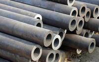 Quality Seamless Carbon Steel Pipe Cold Drawn and Hot Rolling Threading or Beveled Ends for sale