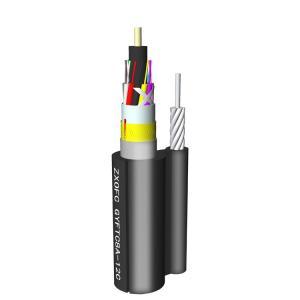 Quality Non Metallic GYFTC8Y 1KM 144 Core Fiber Optic Cable for sale