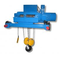 China Light Duty Double Girder Electric Steel Wire Rope Hoists SH Light Type Durable on sale