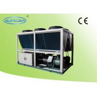 Quality Commercial 60Ton Air Cooled Screw Chiller Refrigeration For Air Conditioner for sale