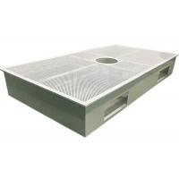 Buy cheap Hospital Operation Cleanroom Laminar Flow Ceiling from wholesalers