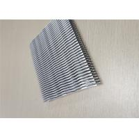Quality 3003 Aluminum Heat Sink Fin For Electric Cars Radiator Condenser Evaporator for sale