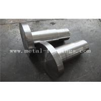 AISI8630 Gear Axis Alloy Steel Forgings Heat Treatment Rough Machined