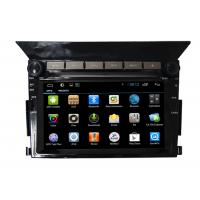 Best Android / Wince HONDA Navigation System with Corte X A7 Quad core 1.6GHz CPU wholesale
