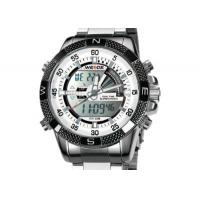Quality Multifunction Digital Mens Military Watches Quartz , 47mm Case for sale