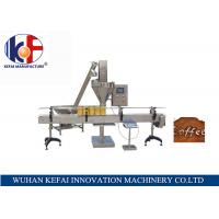 Quality autoamtic screw feeder high filling accuracy small dry milk powder filling machine for sale