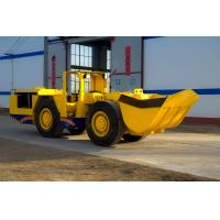 Quality Diesel LHD Underground Mining Loader Rock Breaking Machine 36.5 L/min Steering system flow ACY-15 for sale