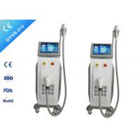 Buy cheap Stationary 1200W Diode Laser Hair Removal Machine 10.4 '' Color Touch LCD Screen from wholesalers