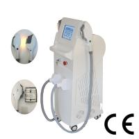 White IPL SHR Hair Removal Machine / 3 In1 Hair Removal Machine For Female