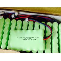 Best 1600mAh 7.2V AA NIMH Rechargeable Batteries , Camera Lithium Battery OEM wholesale