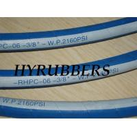 China 3/8 inch High Pressure Steam Rubber Hose , Washer Hose on sale