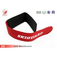 Best Red Durable Velcro Ski Tie Eco - Friendly Wide Useing In Sking wholesale