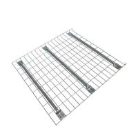 Quality Zinc Plated Welded Wire Mesh Decking For Selective Pallet Racking for sale